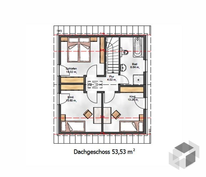 POD Haus   Holzfertighaus