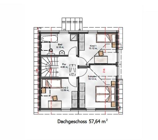 Das Vielseitige 121 Floorplan 2