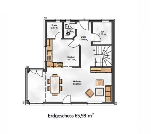 Das Vielseitige 123 Floorplan 1