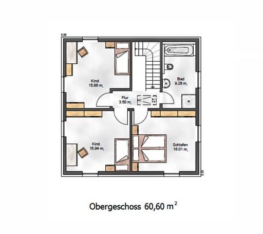 Das Vielseitige 130 Floorplan 2