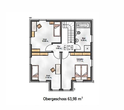 Das Vielseitige 138 Floorplan 2