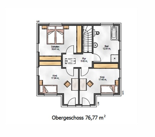 Das Vielseitige 152 Floorplan 2