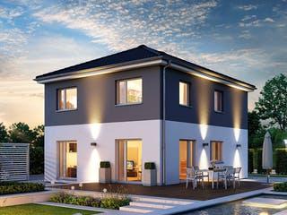 Villa 133 von Hanse Haus Außenansicht 1