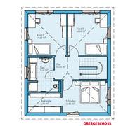 Villa 133 Grundriss