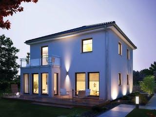 Villa 134 von Hanse Haus Außenansicht 1
