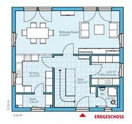 Villa 134 Grundriss