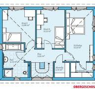 Villa 142 Grundriss