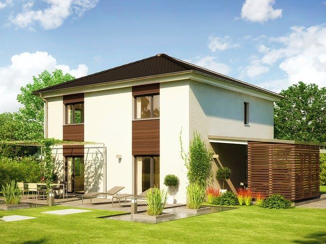 Villa 156 von Hanse Haus Außenansicht 1