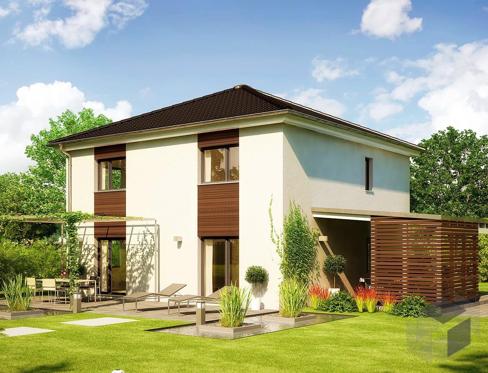 Villa 156 von Hanse Haus