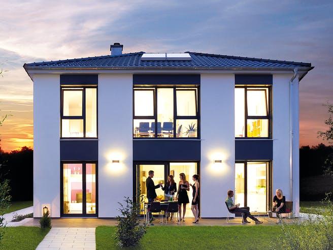 Villa 165 von Hanse Haus Außenansicht 1