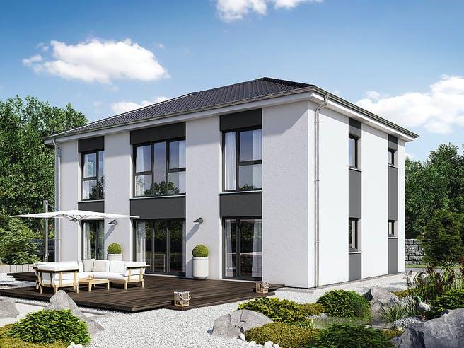 Villa 183 von Hanse Haus Außenansicht 1