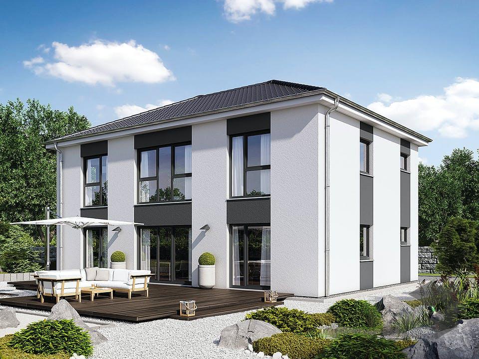 Villa 183 von Hanse Haus Außenansicht
