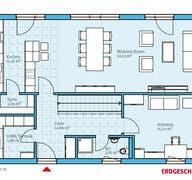 Villa 183 Grundriss