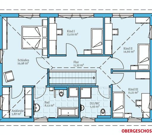 Hanse - Villa 183 Floorplan 2