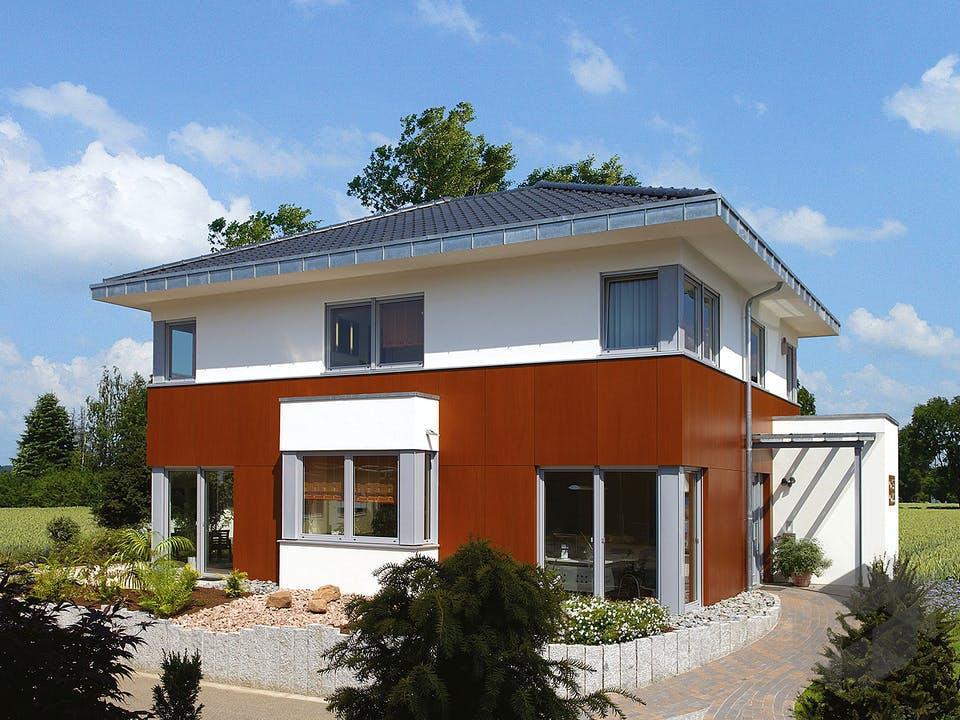 Villa 189 von Hanse Haus Außenansicht