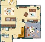 VIO 450  (Musterhaus Mannheim) floor_plans 1