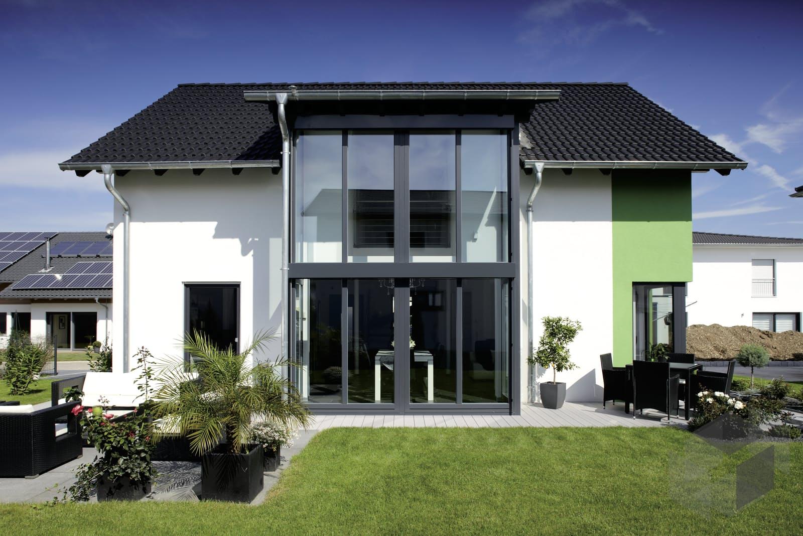 vio einfamilienhaus zum wohlf hlen von fingerhaus. Black Bedroom Furniture Sets. Home Design Ideas