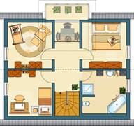 VIO – Einfamilienhaus zum Wohlfühlen Grundriss