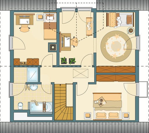 VIO 300 Floorplan 2