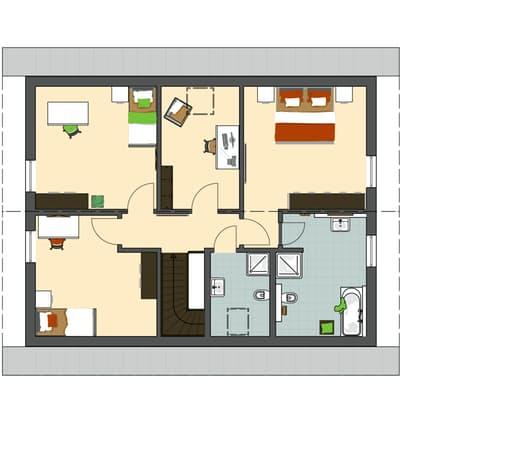 VIO 500 Floorplan 2
