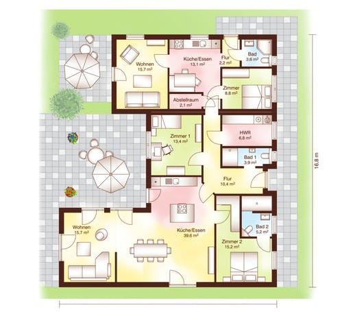 Visby Plus Floorplan 1