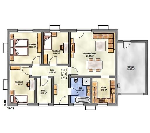 Vita 90 WD floor_plans 1