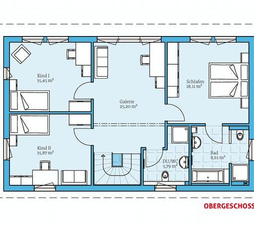 Hanse - Vita 180 Floorplan 2
