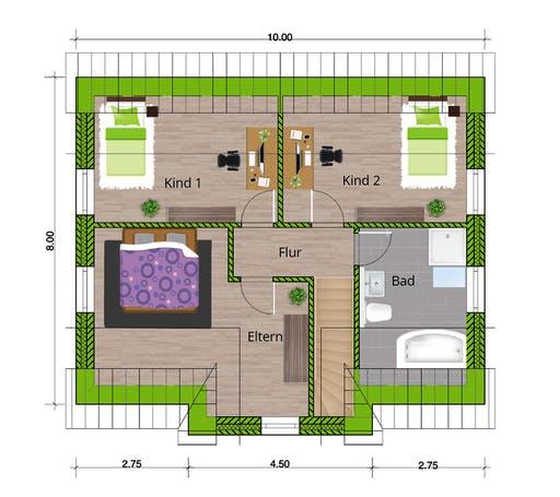 WBI - EFH Friesenhaus 125 Floorplan 2
