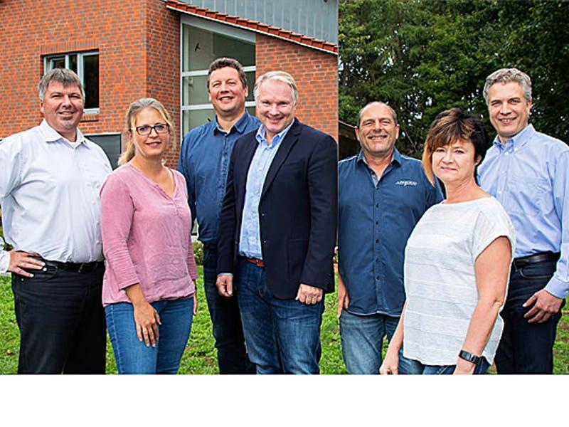 Das Team von WBI Hausbau