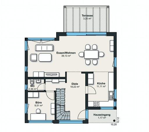 Weberhaus AH Mannheim Floorplan 1