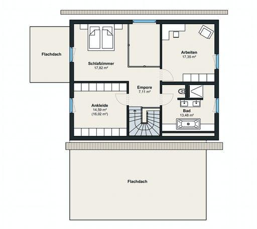 Weberhaus Generation5.5 200 Floorplan 2