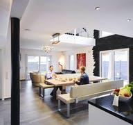 Kundenhaus generation5.5 200 (inactive) Innenaufnahmen