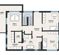 Kundenhaus 19 - Individuelle Planung Grundriss