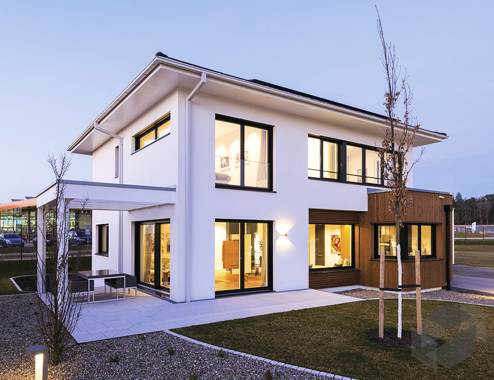 ausstellungshaus g nzburg von weberhaus komplette. Black Bedroom Furniture Sets. Home Design Ideas