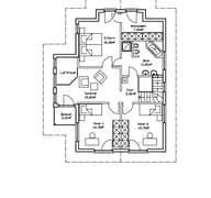 Weißdorn Grundriss