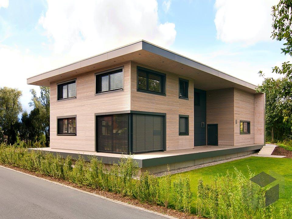 Haus BT von Weizenegger Außenansicht