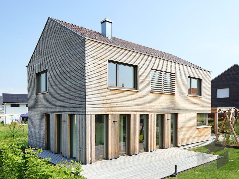 Haus KB von Weizenegger Außenansicht