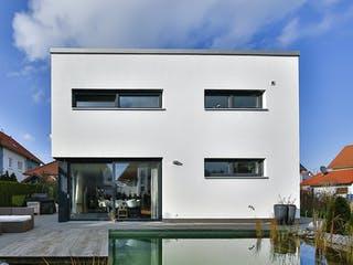 Haus LB von Weizenegger Außenansicht 1