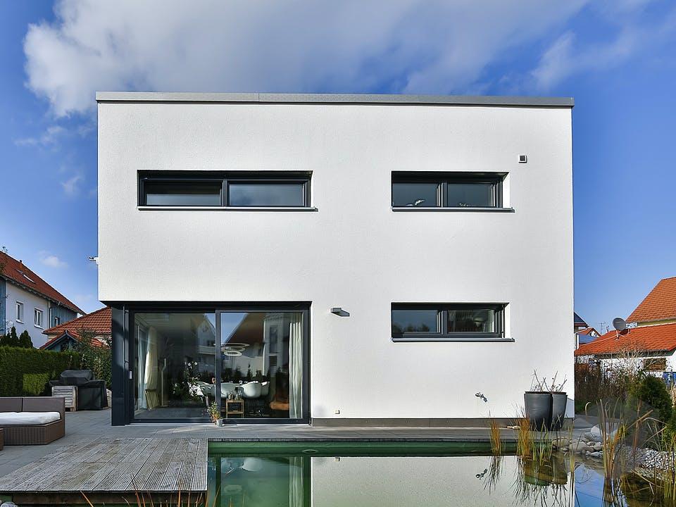 Haus LB von Weizenegger Außenansicht