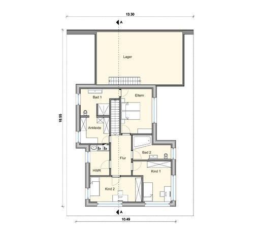Weizenegger - Haus BT Floorplan 2