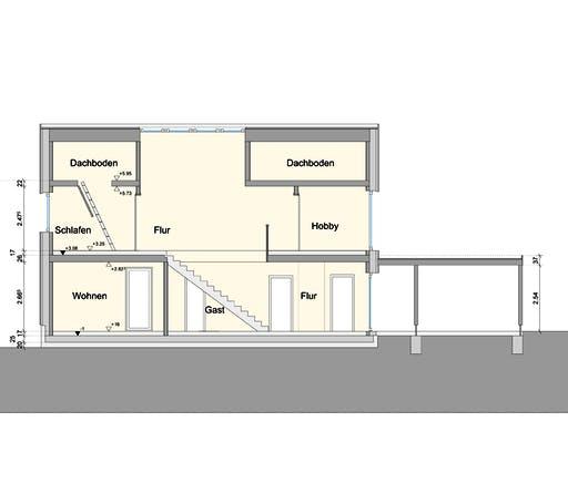 Weizenegger - Haus KB Floorplan 3