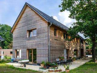 Haus SA von Weizenegger Außenansicht 1