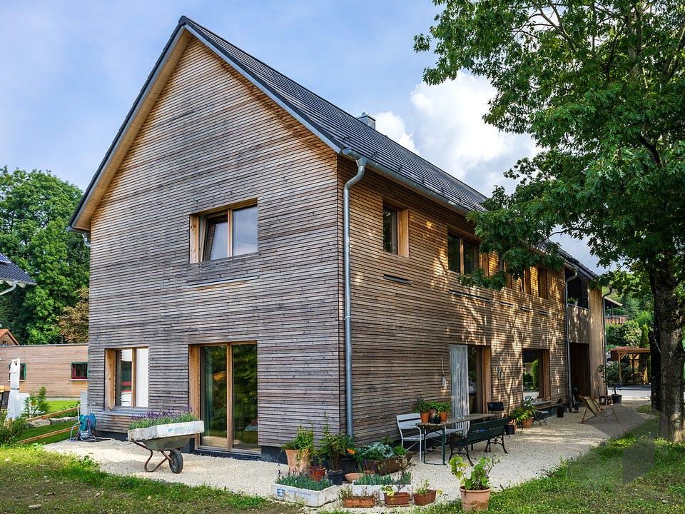 Haus SA von Weizenegger Außenansicht
