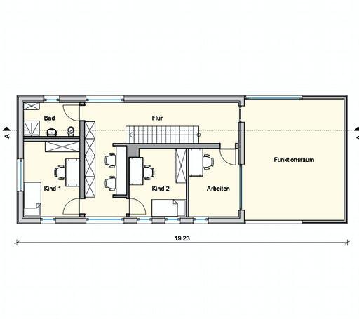 Weizenegger - Haus SA Floorplan 2
