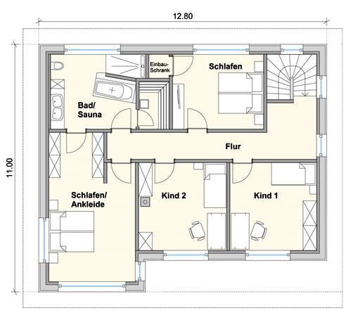 Weizenegger - Haus SB Floorplan 2