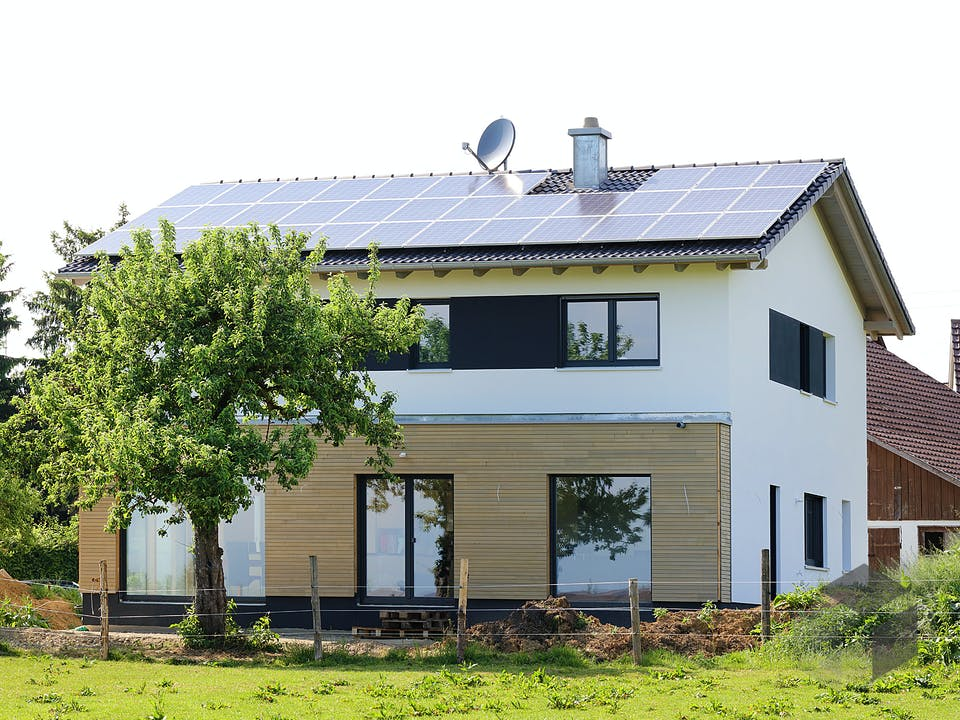 Haus SO von Weizenegger Außenansicht