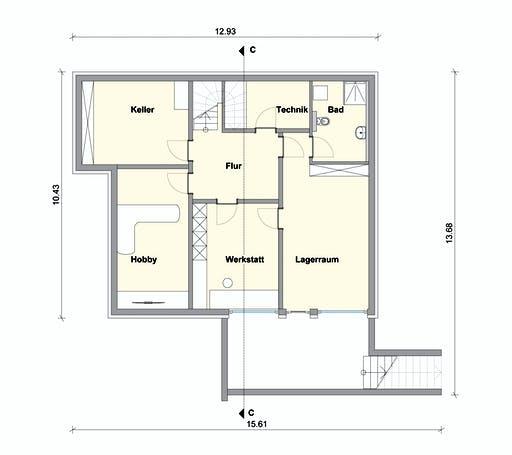 Weizenegger - Haus WW Floorplan 3