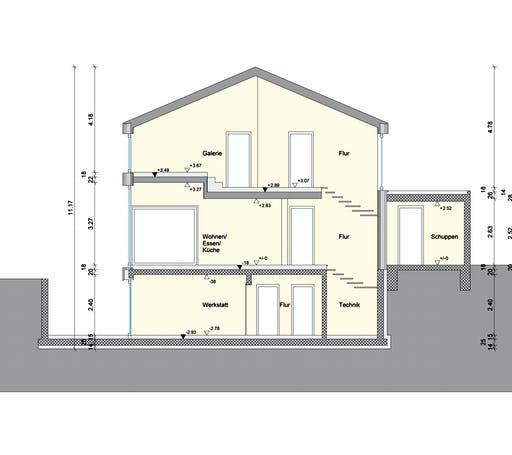 Weizenegger - Haus WW Floorplan 4