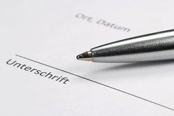 Werkvertrag