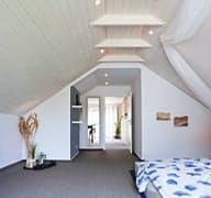 Westerland - Winkelhaus im Landhausstil Innenaufnahmen